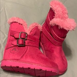 Baby girl winter boots